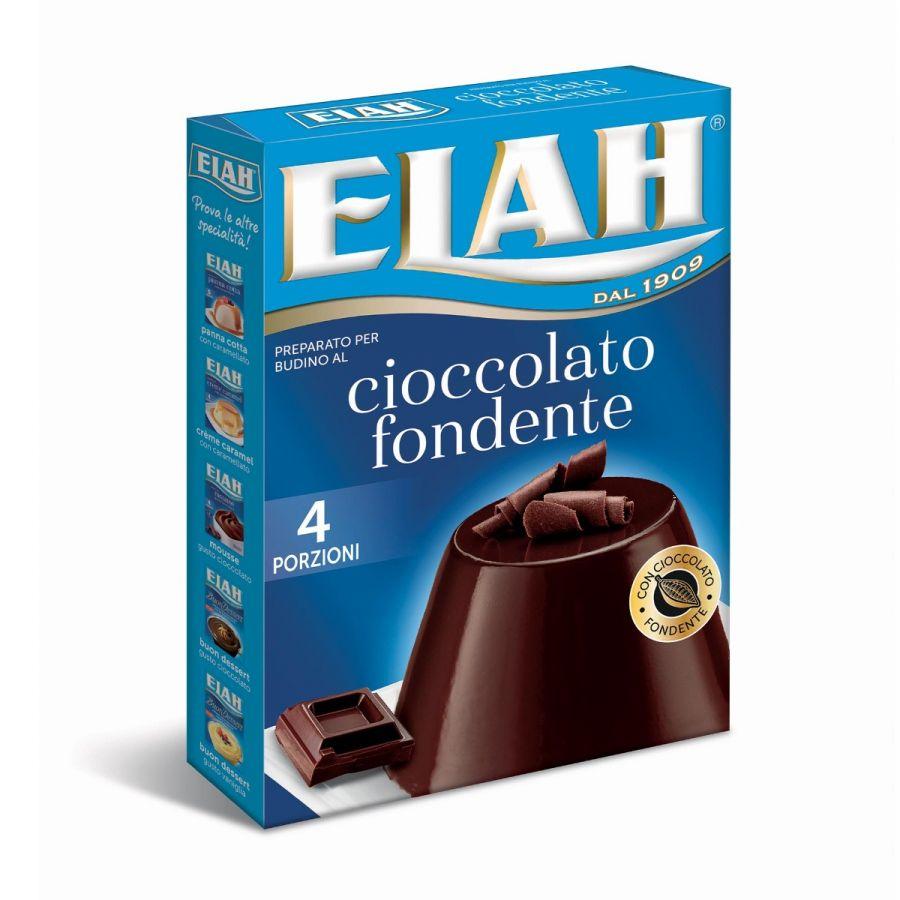 Preparato per Budino al Cioccolato Fondente