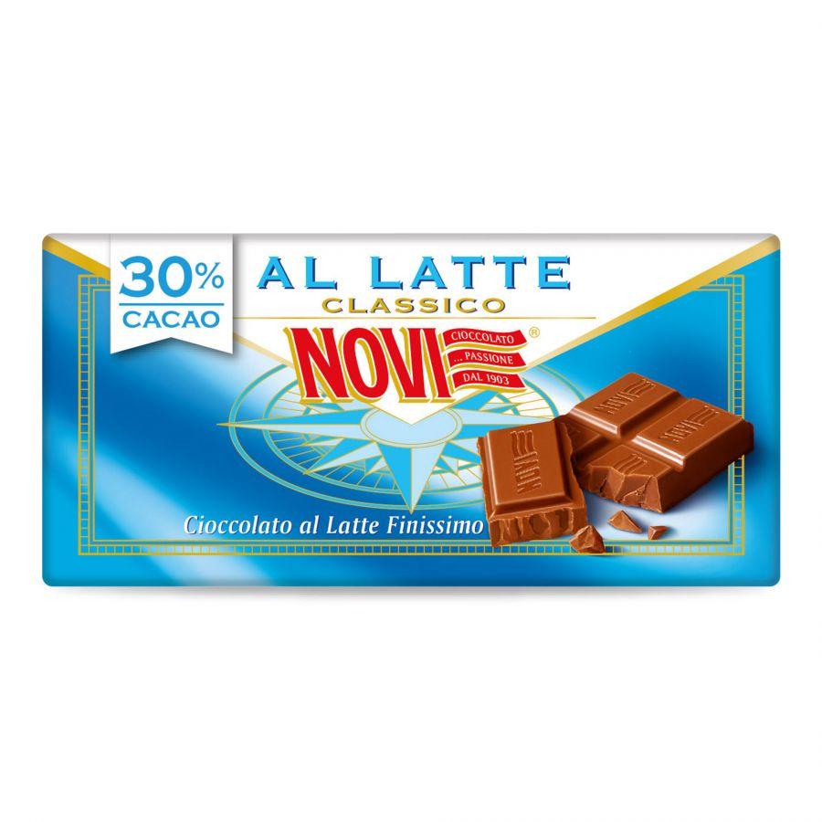 Novi Tavoletta al Latte 100g