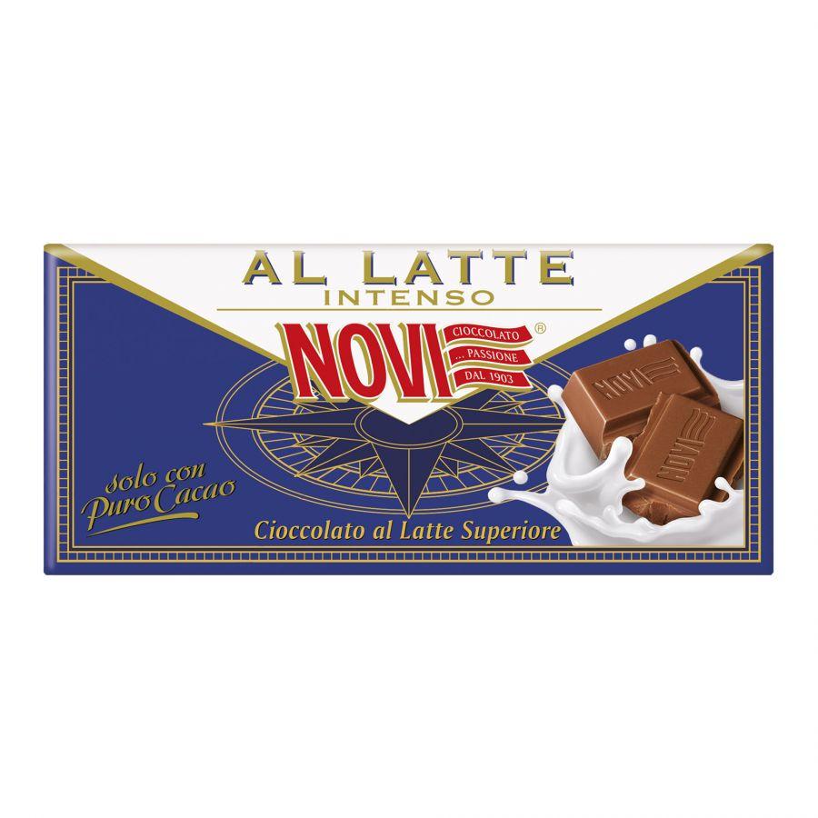 Novi Tavoletta al Latte Intenso 100g