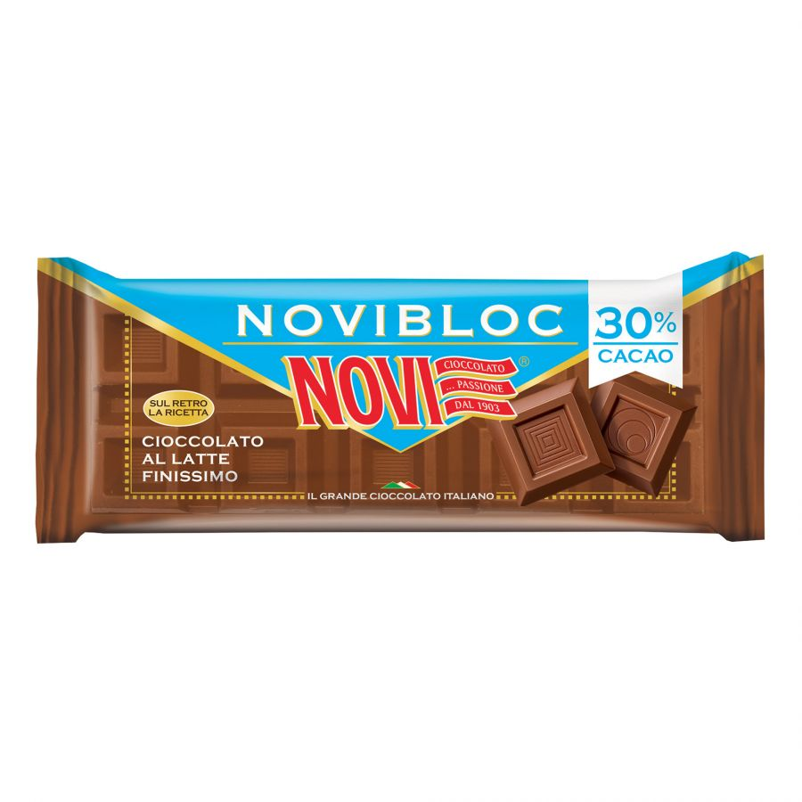 Novibloc al Latte 150g
