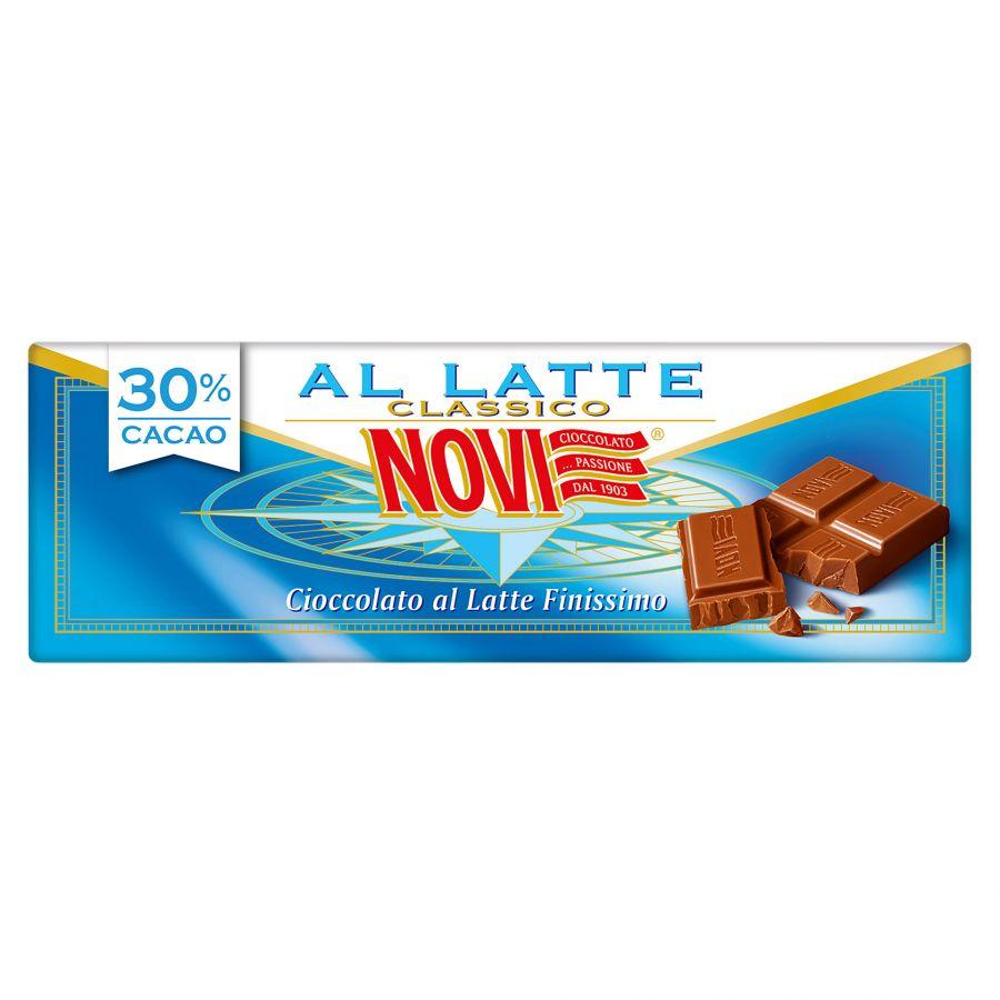 Novi Tavoletta al Latte 200g