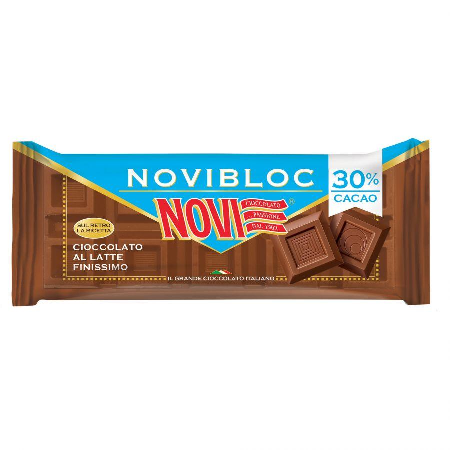 Novibloc al Latte 500g