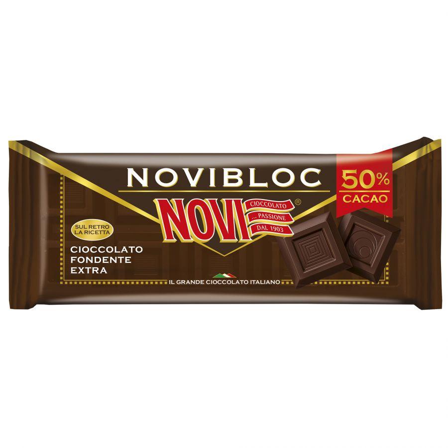 Novibloc Chocolat Noir 500g