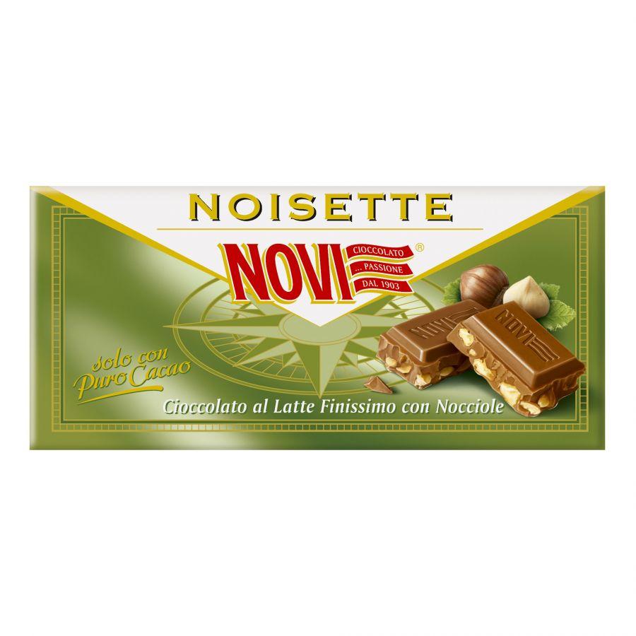 Novi Tavoletta Noisette al Latte 100g