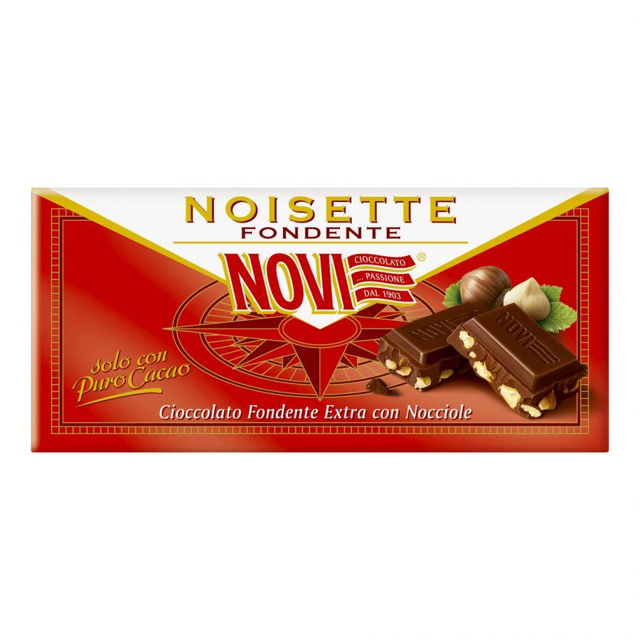 Novi Tavoletta Noisette Fondente 100g