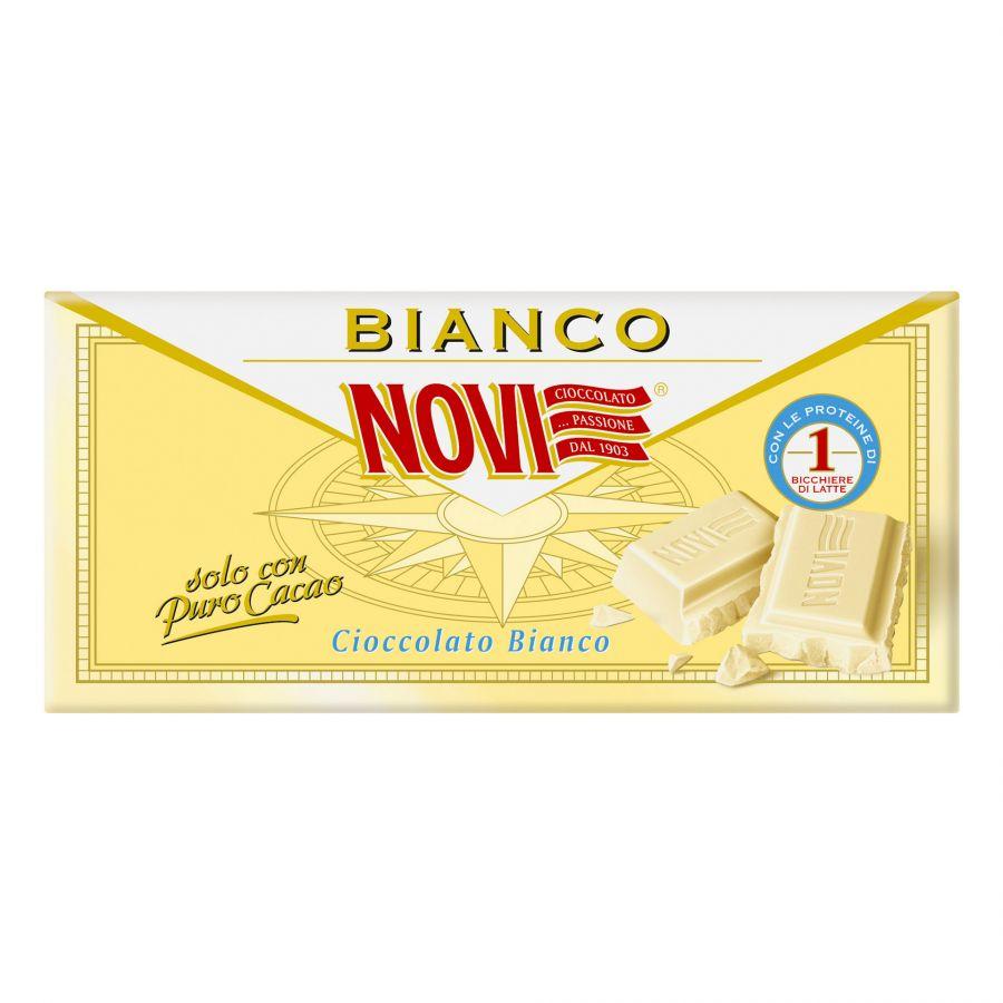Novi Tavoletta Cioccolato Bianco 100g