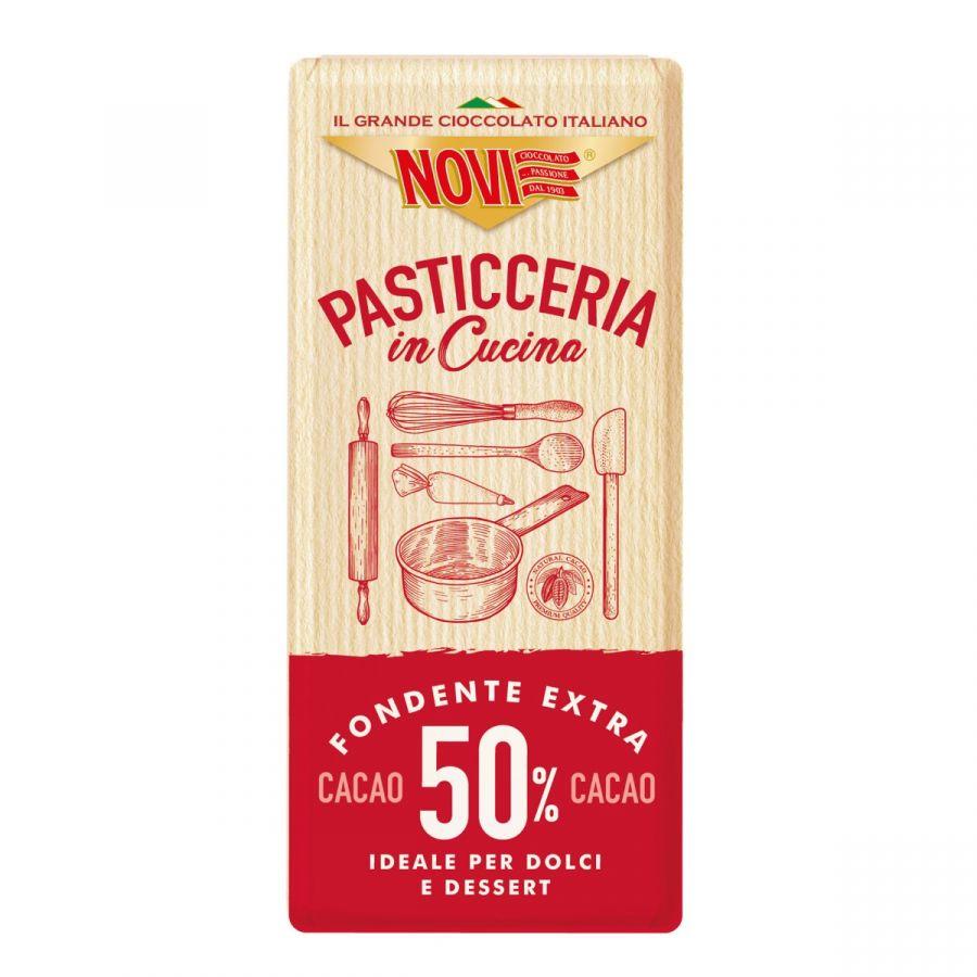 Novi Tavoletta Pasticceria in Cucina 50% Cacao 120g