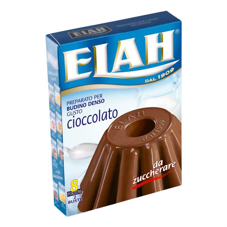 Preparato per Budino denso al cioccolato - da zuccherare