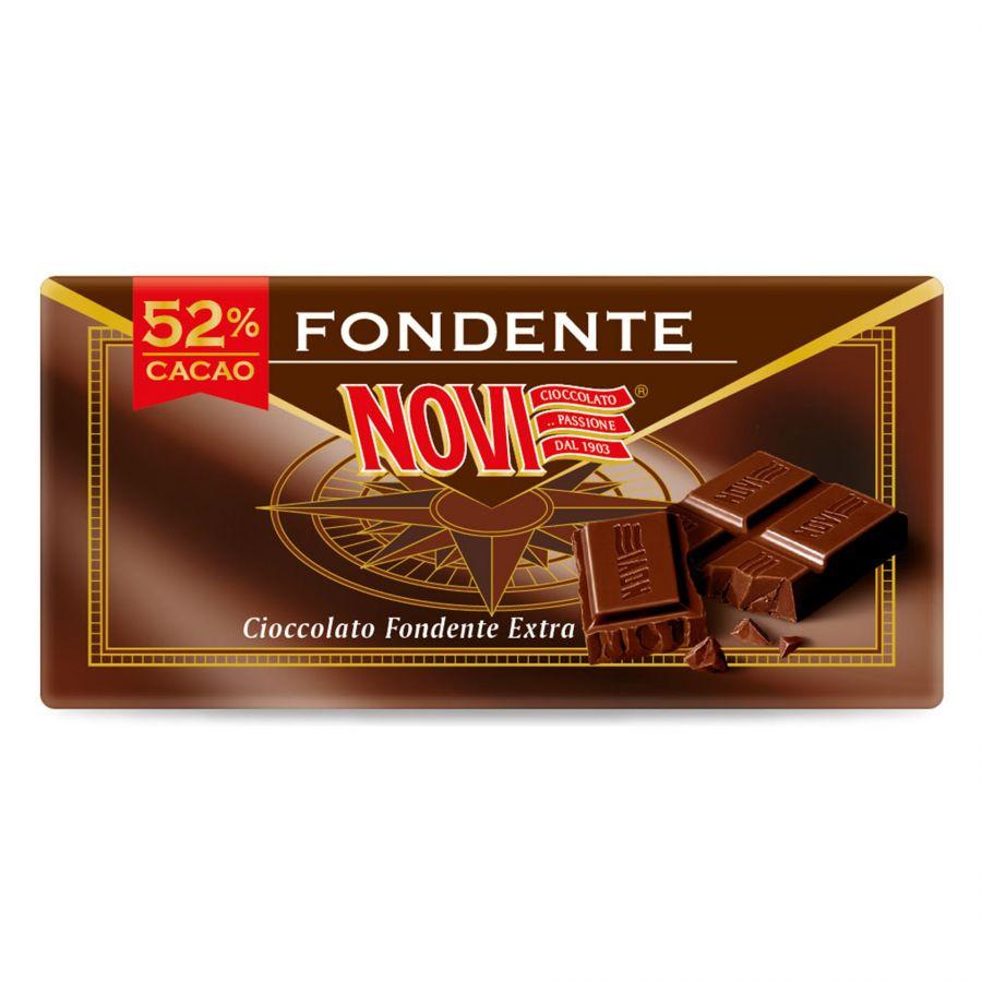 Novi Tavoletta Fondente Extra 52% Cacao 100g