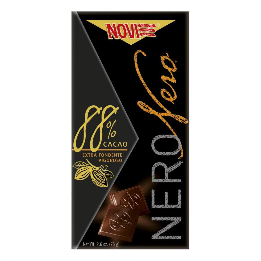 Nero Nero 88% Extra Noir 75g