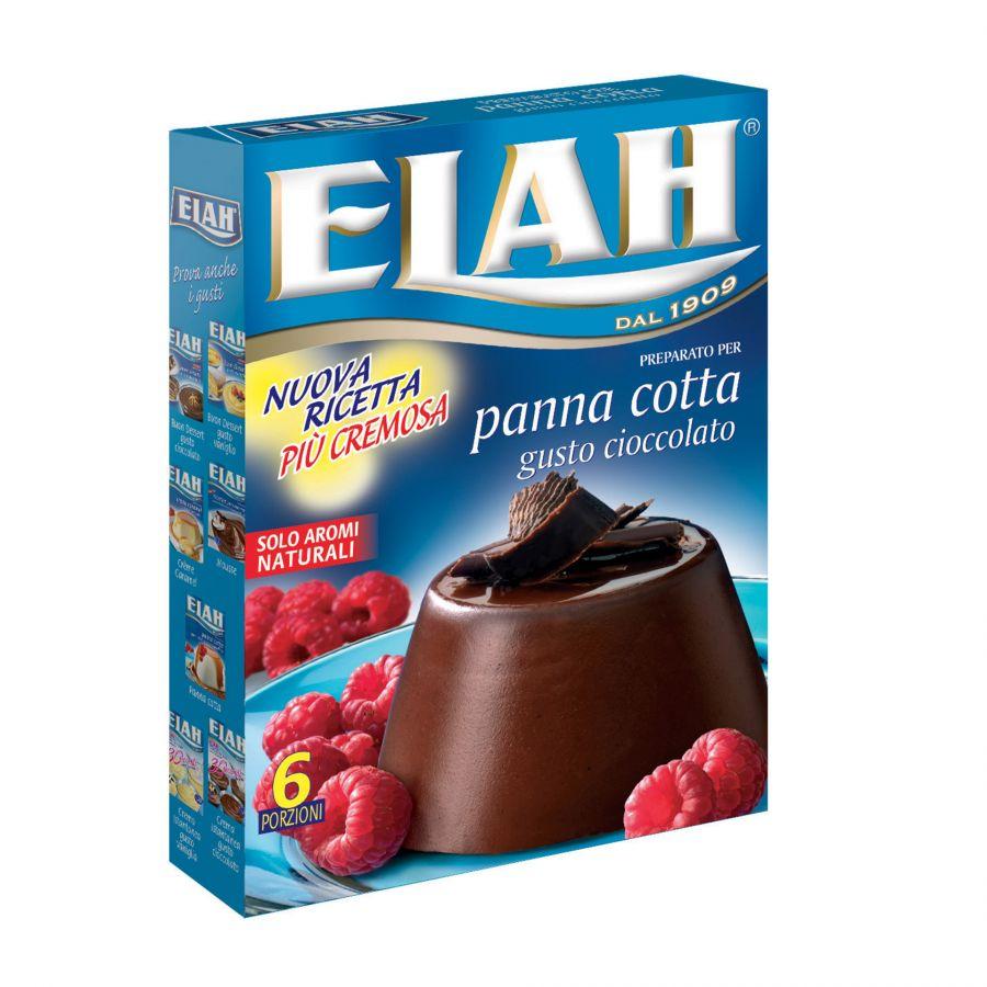 Preparato per Panna Cotta al cioccolato