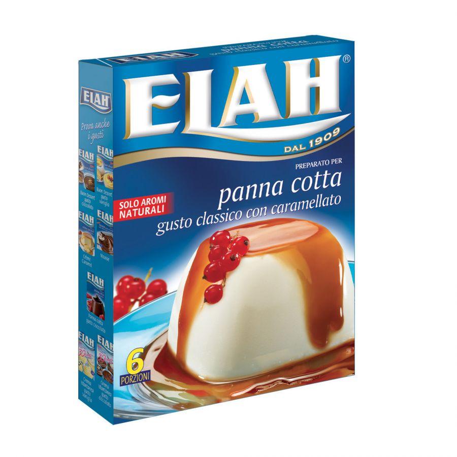 Preparato per Panna Cotta classica con caramellato