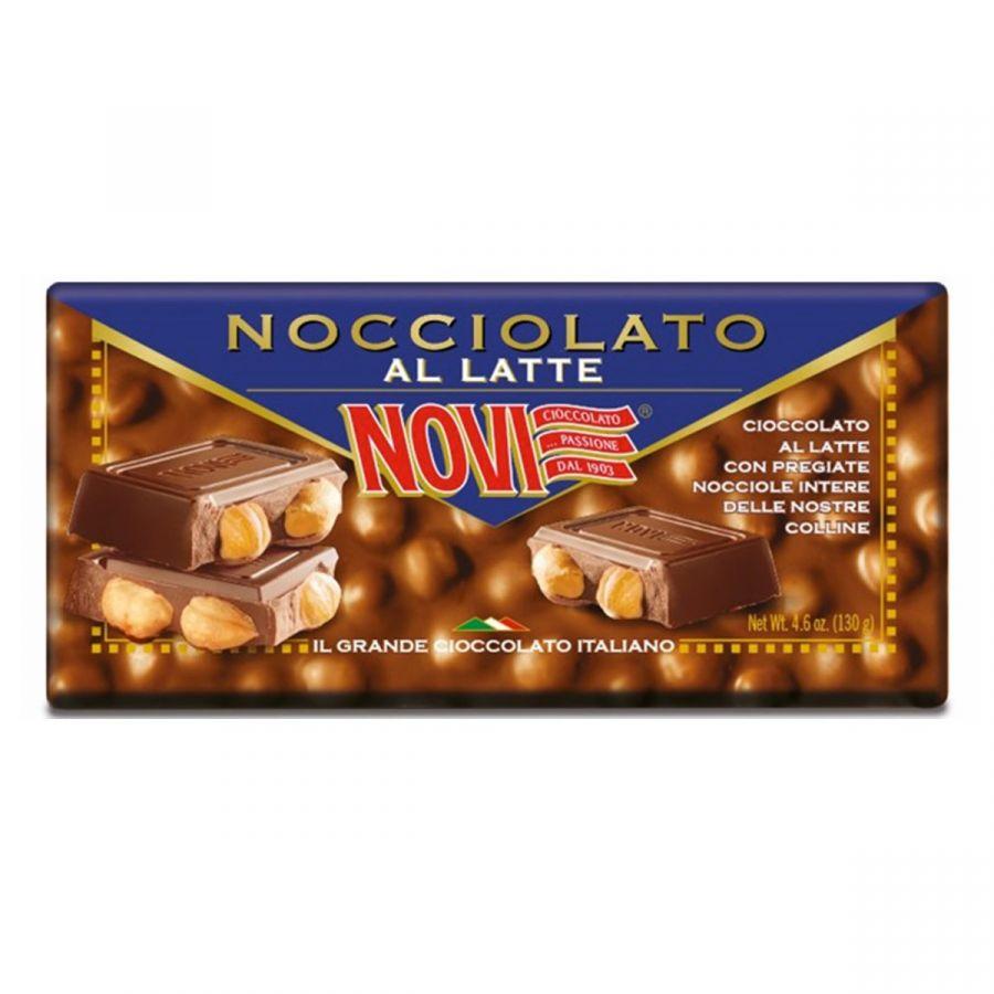 Nocciolato - Chocolat au Lait aux Noisettes 130g