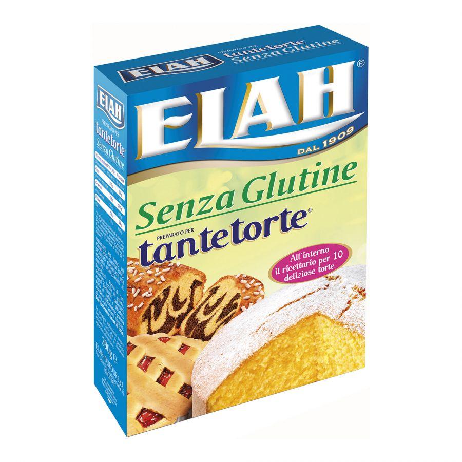 Preparato Per Tante Torte Senza Glutine