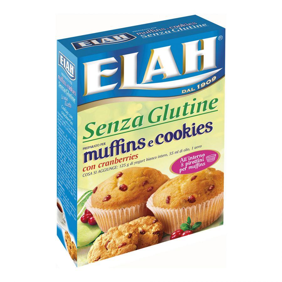 Preparato Per Muffin E Cookies Senza Glutine