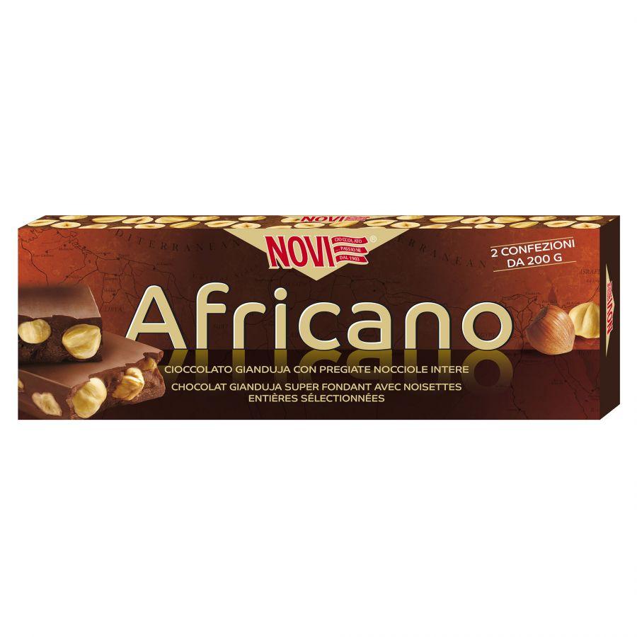 Novi Africano Gianduja 400g