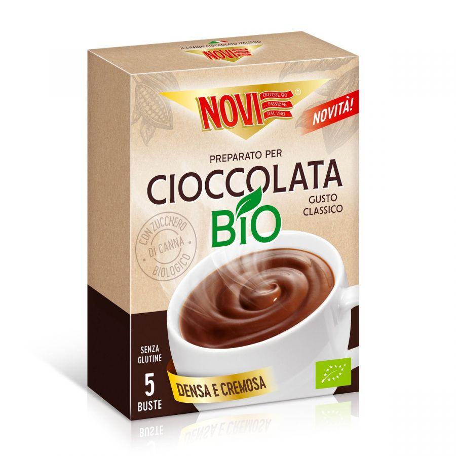 Preparation pour Chocolat Chaud BIO à l'Italienne (5 x 25g)