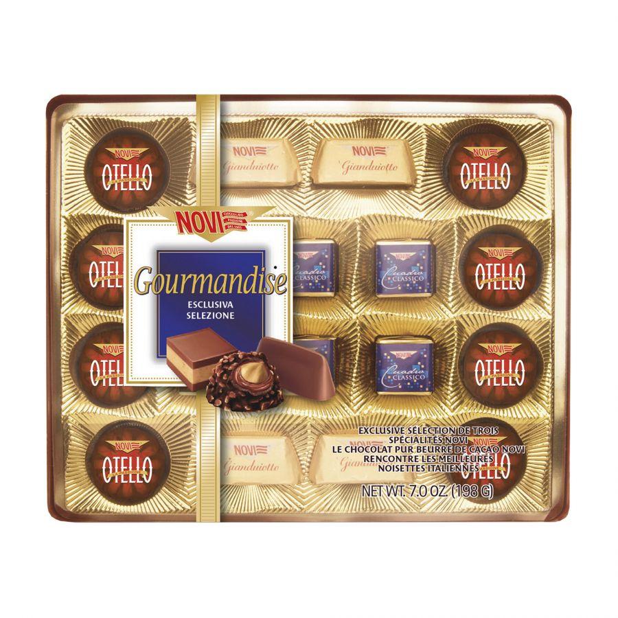 Cristal Gourmandise Novi 198g